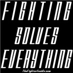 Fighting Solves Everything-w/o image