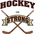 Hockey Strong T-Shirts Gifts