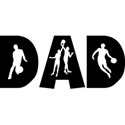Basketball Dad T-Shirt & Gifts