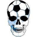Skull Soccer T-Shirt & Gifts