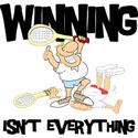 Funny Tennis T Shirt & Gifts