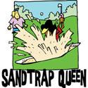 Sandtrap Queen T-Shirt & Gifts