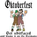 Get Shitfaced Oktoberfest T Shirt & Gifts