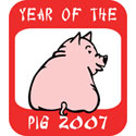 Year of The Pig Sweatshirt T-Shirt Gifts