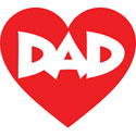 Love Dad T-Shirt Gift