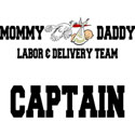 Labor Captain T-Shirt Gift