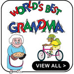 New Grandma T-Shirts Personalized New Grandma Gift