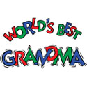 World's Best Grandma T-Shirts and Gifts