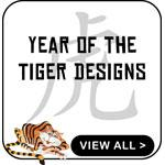 Chinese Year of The Tiger T-Shirts Gifts