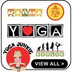Yoga T-Shirts - Yoga T-Shirt Designs - Yoga Gifts