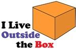 I Live Outside the Box