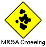 MRSA Crossing Sign 01