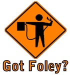 Foley Flagger Sign