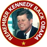 Obama John F. Kennedy
