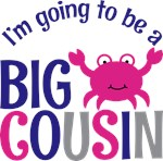 Big Cousin to be Pink Crab