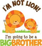 Lion going to be a Big Brother