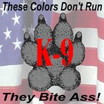 These Colors Don't Run They Bite Ass!