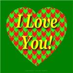 Heart of Hearts I Love You!