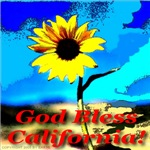 God Bless California!