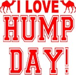 Hump Day Happy Camel