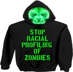 Stop Racial Profiling of Zombies