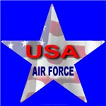 USA AIR FORCE STAR