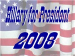 Hillary for President 2008