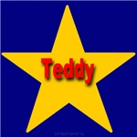 Teddy Star Monogram