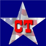 CT Patriotic State Star