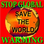 Stop Global Warming & Save The World