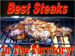 Best Steaks In The Territory