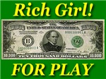 Rich Girl For Play