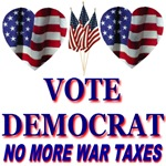 No More War Taxes