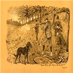 Labrador and Hunters 1890 Digitally Remastered