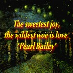 Sweetest Joy Pearl Bailey