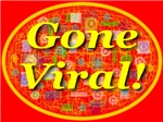 Gone Viral Hot Red