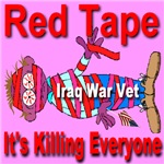 Red Tape Iraq War Vet