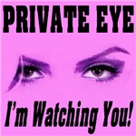 Private Eye I'm Watching You