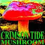 Giant Crimson Tide Mushroom
