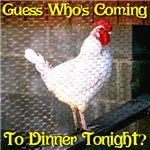 Guess Who's Coming To Dinner Tonight?