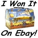 I Won It On Ebay Star Wars Style Lunch Box!