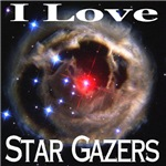 I Love Star Gazers