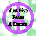 Just Give Peace A Chance 2008C Edition