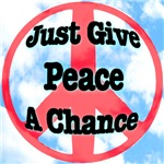 Just Give Peace A Chance Robust