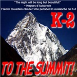 K-2 Memorial To The Summit!