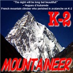 K-2 Memorial Mountaineer