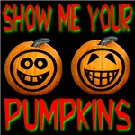 Show Me Your Pumpkins