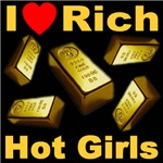 I (Heart) Rich Hot Girls
