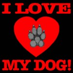I Love My Dog!