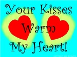 Your Kisses Warm My Heart